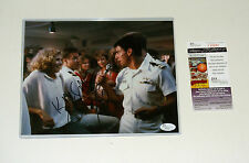 Top Gun Kelly McGillis Signed 8X10 Color PHOTO Bar Scene With Cruise JSA CERT