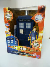 Doctor Who Tardis Luz de control de vuelo y sonidos 9th 10th Dr Who