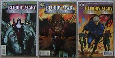 Bloody Mary Lady Liberty #1-3 DC Helix Comics (3) Comic Complete Set 1997 NM