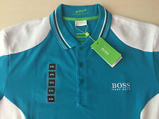 MEN'S HUGO BOSS BY MARTIN KAYMER GREEN LABEL POLO SHIRT  JPADDY MK,size-XXL/2XL.