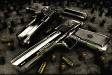 Desert Eagle Gun Weapon 13x19 Art POSTER