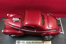PRECISION SUPERCAR COLLECTIBLES BIG JOHN MAZMANIAN 1941 WILLYS 1/18 DIE-CAST