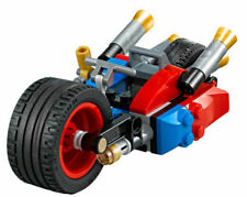 LEGO Super Heroes 76053 - Harley Quinn's bike (Without all minifigs)