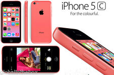 4''Apple iPhone5C 32GB Factory Unlocked  iOS 4G LTE Smartphone Pink A1456 GSM US
