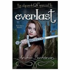 Everlast (The Chronicles of Nerissette)-ExLibrary