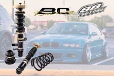 BC RACING BR SERIES FULLY ADJUSTABLE COILOVERS E46 BMW 3 Including M3 Suspension