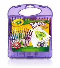 Crayola Twistables Colored Crayons Kit NeW Free Shipping