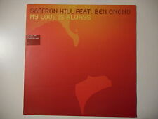 "SAFFRON HILL feat. BEN ONONO : MY LOVE IS ALWAYS ( ORIGINAL MIX ) ► Maxi 12"" ◄"
