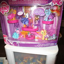 My Little Pony Friendship is Magic Royal Ball at Canterlot Castle (2011) set
