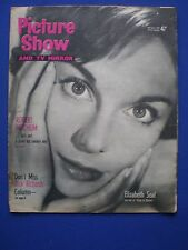 Picture Show & TV Mirror  Magazine - June 4th 1958 - Elizabeth Seal