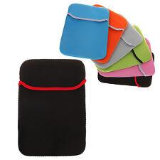 Universal Neopren 10 Zoll Hülle Case Cover Tasche für Apple iPad Air, Schwarz