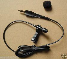 """New Lavalier Lapel Microphone Mic 3.5mm ( 1/8"""" ) Stereo Jack"""