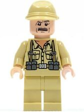 LEGO German Soldier 4 Minifig from the 7622 Indiana Jones set