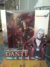 Devil May Cry 4 Dante ARTFX PVC Statue Kotobukiya - New in box