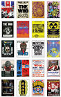 The Who Concert Posters Trading Card Set