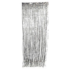 Party Supply Metallic Foil Fringe Curtain Decorations Christmas New Year Lot