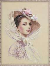 "Counted Cross Stitch Kit RIOLIS - ""Lilac Evening"""