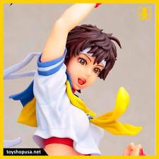 Street Fighter Bishoujo Statue: Sakura - Kotobukiya