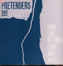 The Pretenders(Vinyl LP)Thin Line Between Love And Hate-Real-ARE 22T-UK-Ex/Ex+