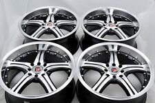 17 Drift rims wheels Corolla Tiburon Cooper Civic Accord Legend CL 4x100 4x114.3