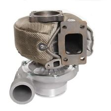GTX/3582 Titanium Turbo Charger Blanket Heat Shield Cover Natural Color