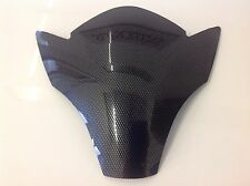 Suzuki GSXR 600-750 K6- K7 2006-2007 Headlight Protector,carbon Look, Made In Uk