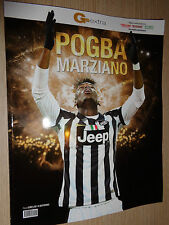 BOOK PHOTOGRAFIC GS EXTRA PAUL POGBA MARZIANO FC JUVENTUS 130 PAGINE