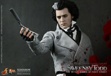 SWEENEY TODD: THE DEMON BARBER OF FLEET STREET~SIXTH SCALE FIGURE~HOT TOYS~MIB