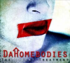 "Dahomebodies (Da Homebodies) ""The  Silent Treatment"" cd SEALED"