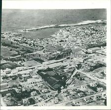 1938 Chania on the Island of Crete Original News Service Photo