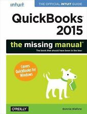 QuickBooks 2015 by Bonnie Biafore (2014, Paperback)