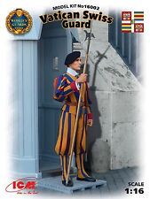 a ICM 16002 - Guardia Svizzera Vaticana - Vatican SWISS GUARD  (Scala 1/16)