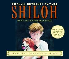 Shiloh by Phyllis Reynolds Naylor (2004, CD, Unabridged)