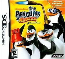 The Penguins of Madagascar -- The Game  (Nintendo DS, 2010) NEW FACTORY SEALED!