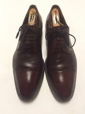 Mezlan Cap-Toe Dress Shoes Men's Oxfords Brown US Size 11
