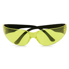 Airsoft Tactical Outdoor Sporty Hunting Shooting Safety Glasses Clear Lens Amber