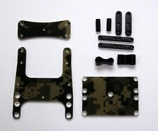 ELECTRIX RC BOOST / TOREMENT DIGITAL CAMO FRAME EXTENSION XTR12452GDC 1/10 SHORT