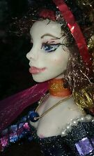 OOAK fairy doll by FPFC gently posable - Lady Victoria