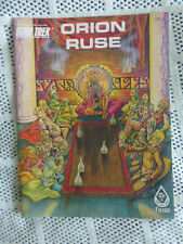 Orion Ruse for Star Trek The Role Playing Game by Games Workshop FASA