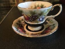 Vintage Royal Albert Country Fayre Series 'Kent' Cup & Saucer REDUCED
