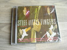 STIFF LITTLE FINGERS CD punk irish rock *NEW & SEALED* STIFF LITTLE FINGERS