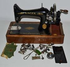 1920's Singer 99 Hand Crank Sewing Machine - FREE Delivery [PL2006]