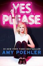 Yes Please by Amy Poehler (Hardcover) NEW