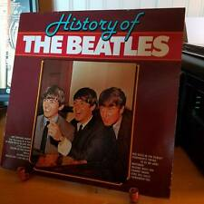 THE BEATLES HISTORY OF THE BEATLES HOLLAND IMPORT,MASTERS RECORDS-MA 161285-LOOK
