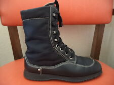 Hogan By Tod's Combat Style Boots Women's size EUR 37 U.S 7