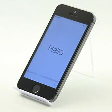 Apple  iPhone 5s - 16GB - Spacegrau (Ohne Simlock) Smartphone [Z3]