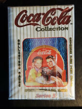 COKE SERIES 3 TRADING CARDS COMPLETE SET COLLECT A CARD COCA COLA