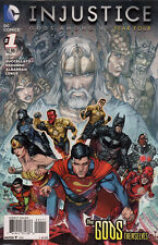 US COMIC PACK INJUSTICE GODS AMONG US: YEAR FOUR 1-6 DC englisch