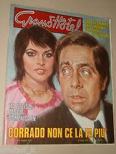 GRAND HOTEL=1979/20=DORA MORONI=CORRADO MANTONI=PAOLO BARISON=CELENTANO=ARCIERI