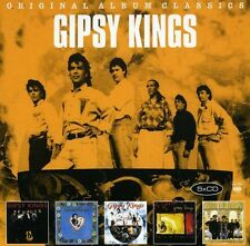 Gipsy Kings/Mosaique/Este Mundo/Love & Liberte/Est - G (2013, CD NEUF)5 DISC SET
